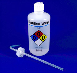 Distilled-water