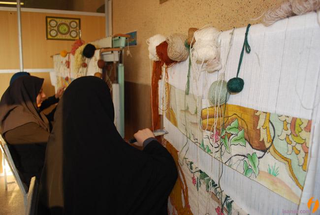 مراحل تولید فرش دستباف