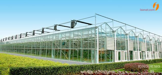 سازه های گلخانه ای و آشنایی کشت گلخانه ای