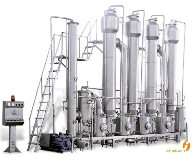 خط تولید قند مایع خرما