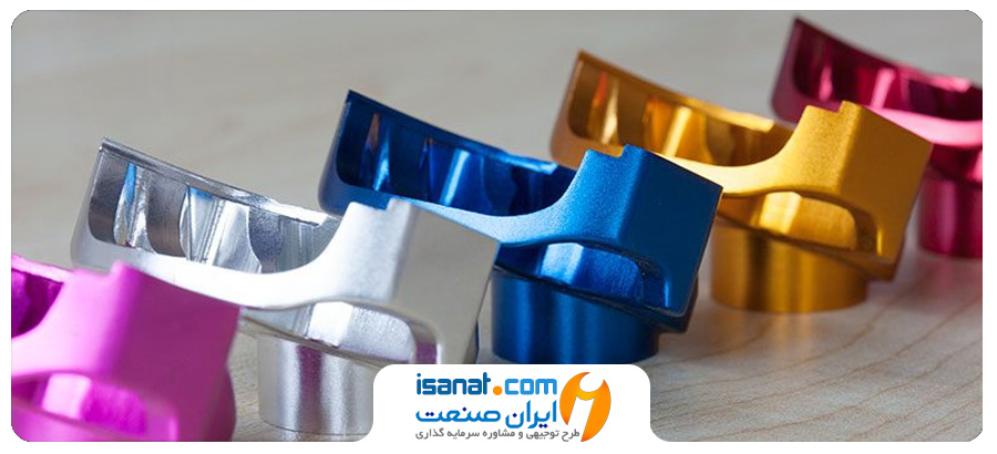 طرح توجیهی مجتمع رنگ کاری فلزات