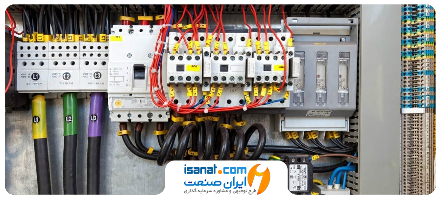 طرح توجیهی تولید تابلو برق