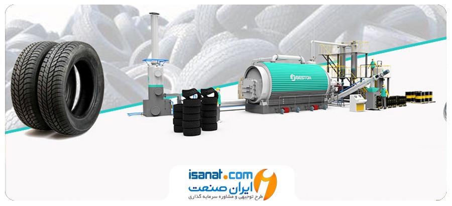 طرح توجیهی تولید هیدروکربن از ضایعات پلاستیک